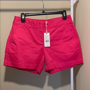 Lipstick pick Vineyard Vines shorts.